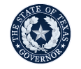 Texas Governor Logo