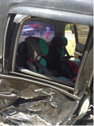 DPS troopers credit car seats with saving childrens' lives.